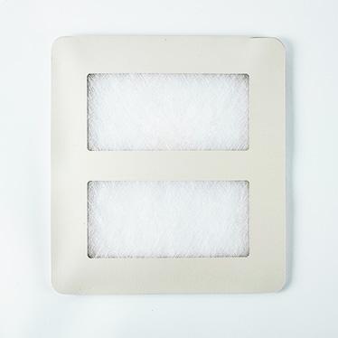 フィルターレス用フィルター ガラス繊維タイプ
