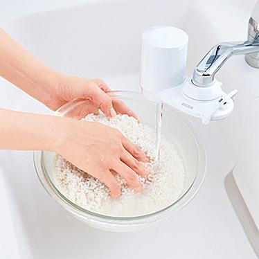 おいしい水プラス+2(浄水器)