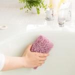 浴槽用スポンジ