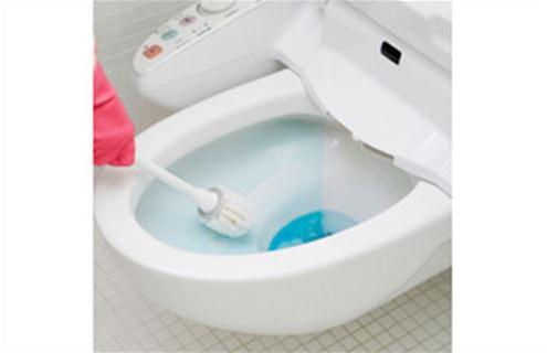 強力な洗浄力でお掃除を素早く!
